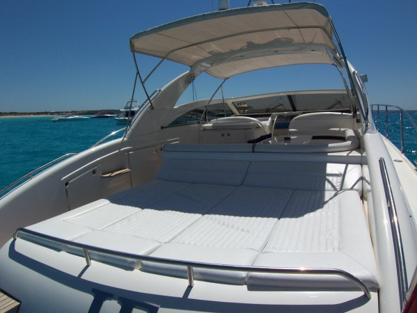 Princess V55 -  Yacht charter in Spain