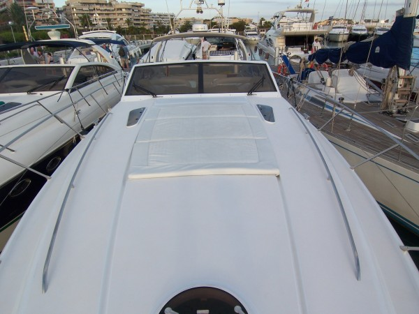 Princess V55 - Yacht charter with skipper