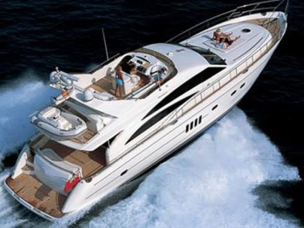SORANA - Princess 67 - Motorboat charter with crew