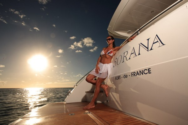 SORANA - Princess 67 - Motorboat rental in Spain