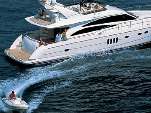 SORANA - Princess 67 - Motorboat Sailboat charter