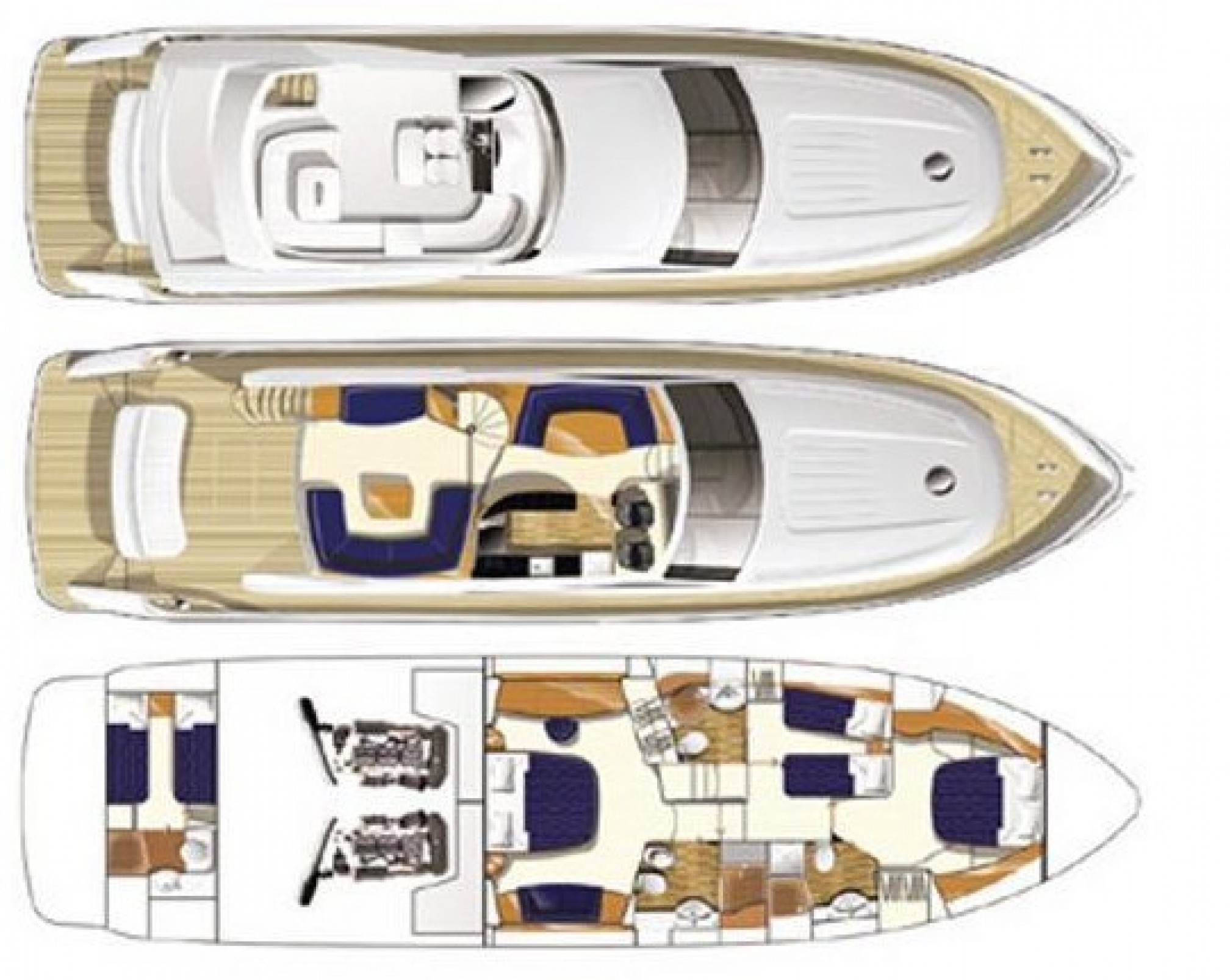 SORANA - Princess 67 - Layout