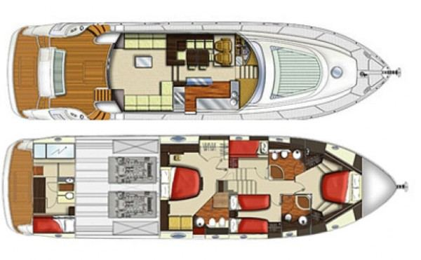 M/Y George B - Yacht charter with crew
