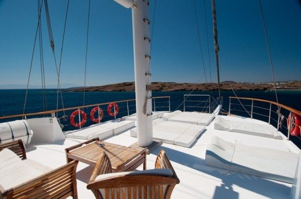 B&B 32 pax - Gulet charter with crew
