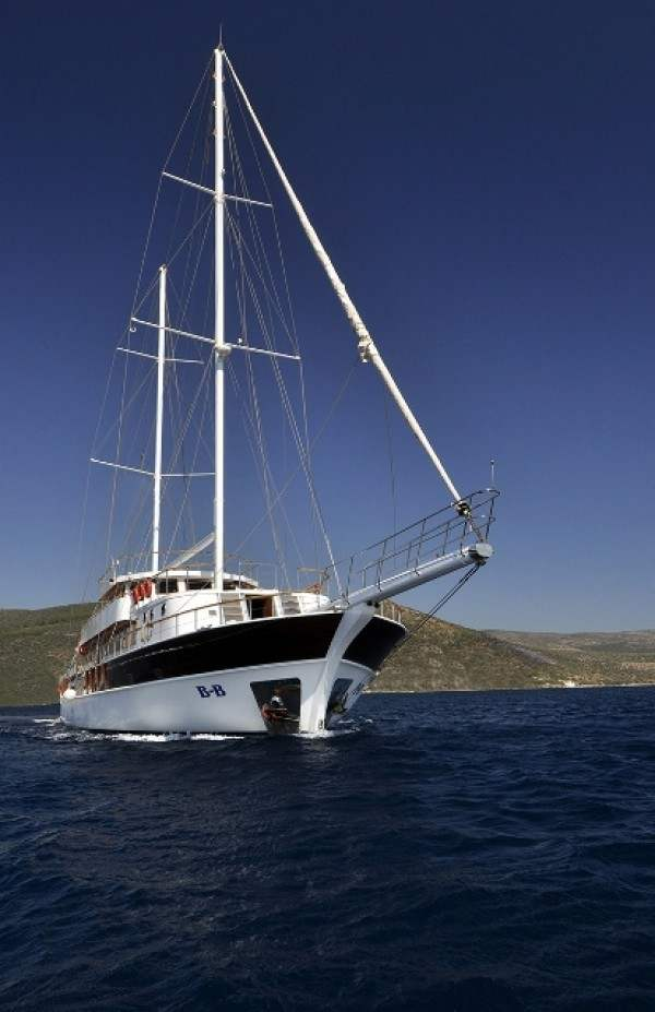 B&B - Gulet charter with skipper