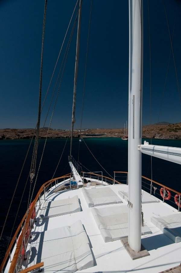B&B - Gulet cruise in Greece