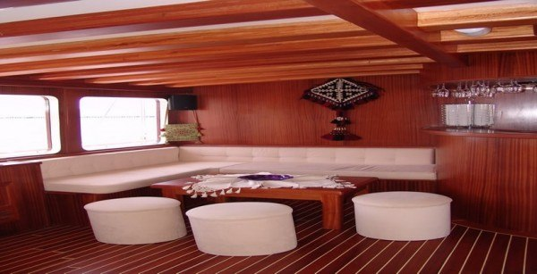 B&B 32 pax - Gulet charter in Turkey