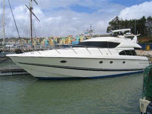 Manhatan 62 - Palma de Mallorca - Yacht charter in Spain
