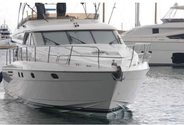 Princess 60 yacht charter, sailing