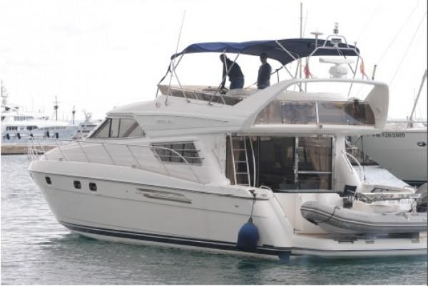 Princess 60 yacht hire, sailing