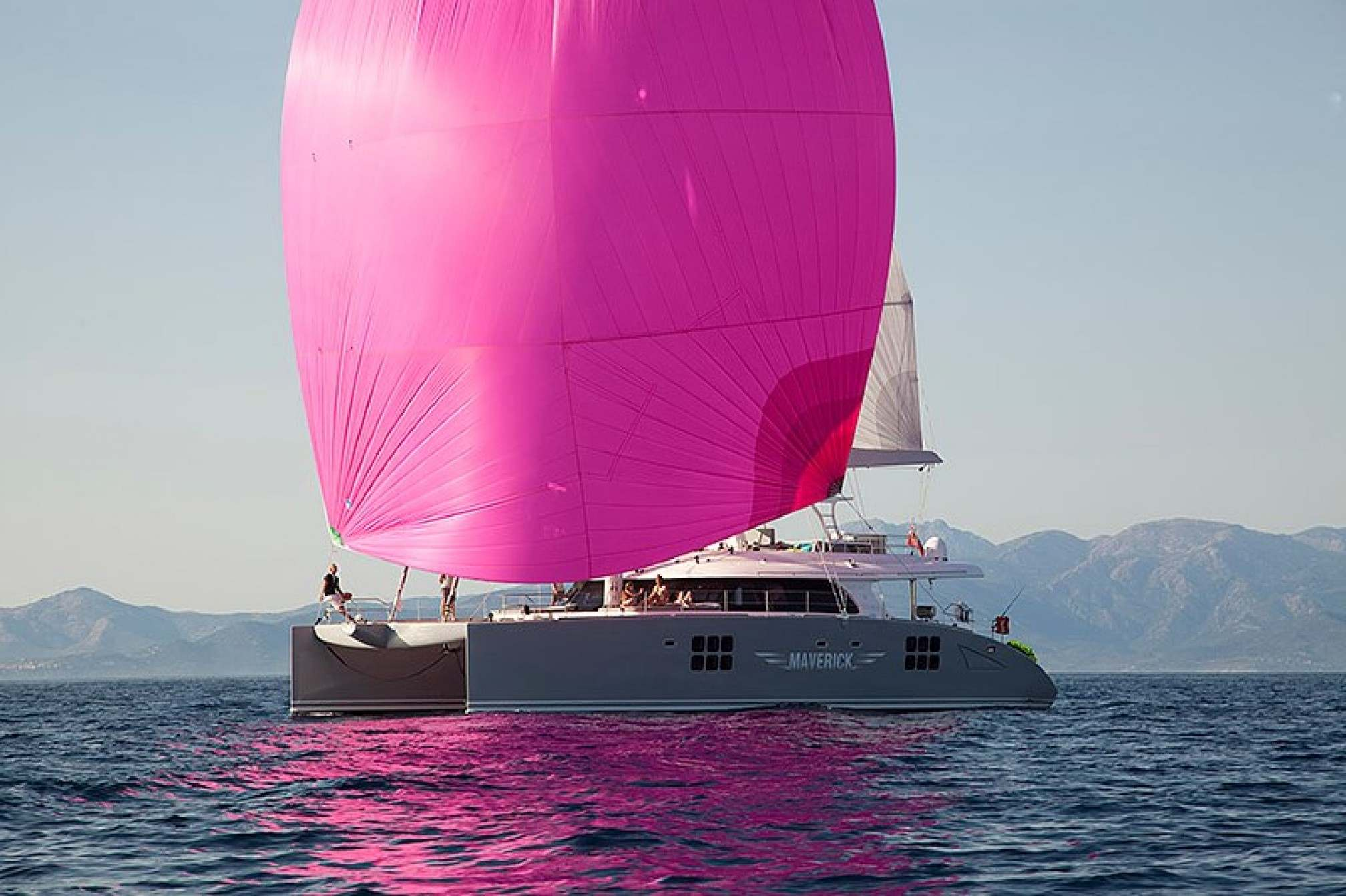 Maverick Sunreef 70