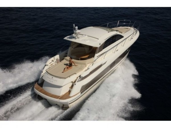 Prestige 50S - Yacht charter with skipper