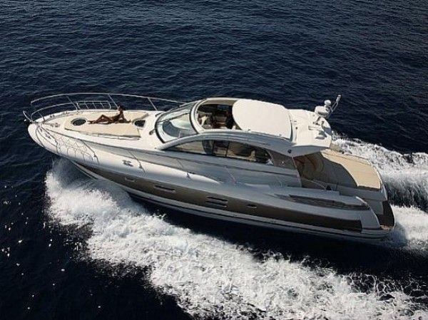 Prestige 50S - Yacht charter in Spain