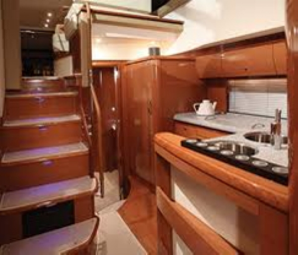 Prestige 50 open - Rent a yacht in Spain