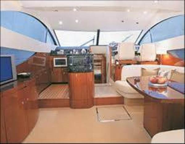 Phamton 50 FLY - Yacht charter with skipper