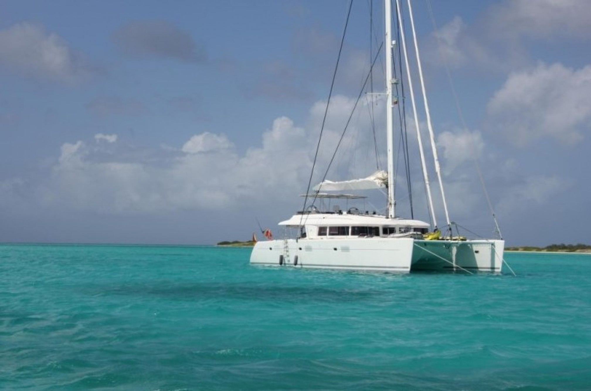 Firefly Luxury Catamaran Sailing